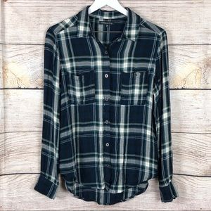 Kendall & Kylie   Plaid Flannel